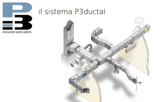 Il sistema di canali che utilizziamo è P3 ductal
