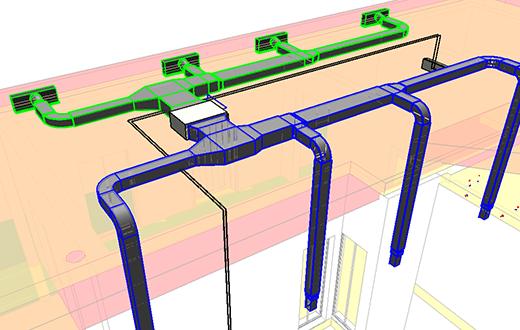 Dimensionamento e disegno canali