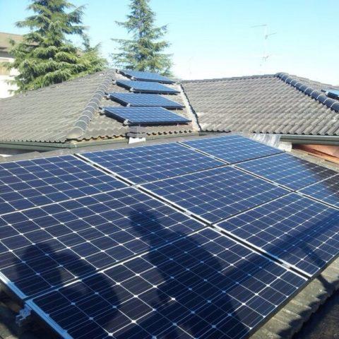 Impianto Fotovoltaico Caravaggio