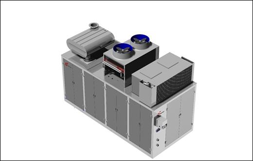 Minicogeneratore - Pot. 450kW